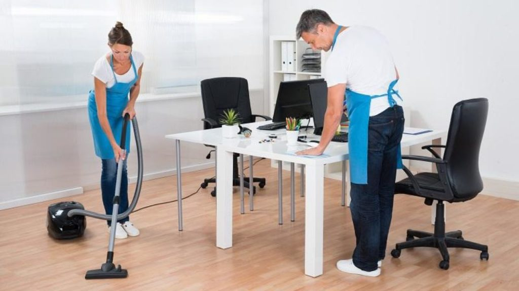 Dose Industries Tamworth Commercial Cleaning